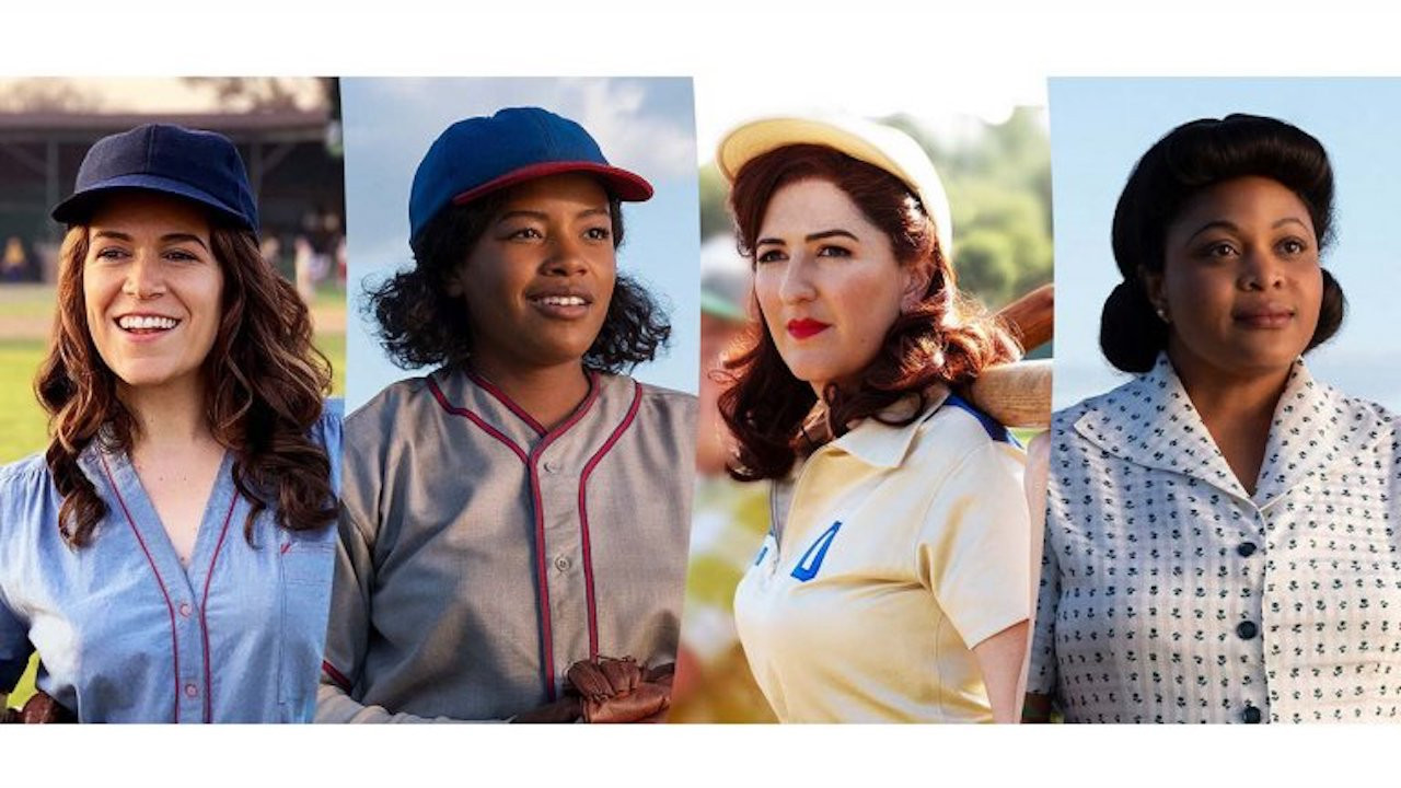 Amazon's 'A League of Their Own' Will Lean Hard Into Sexuality and Racism, Creators Say