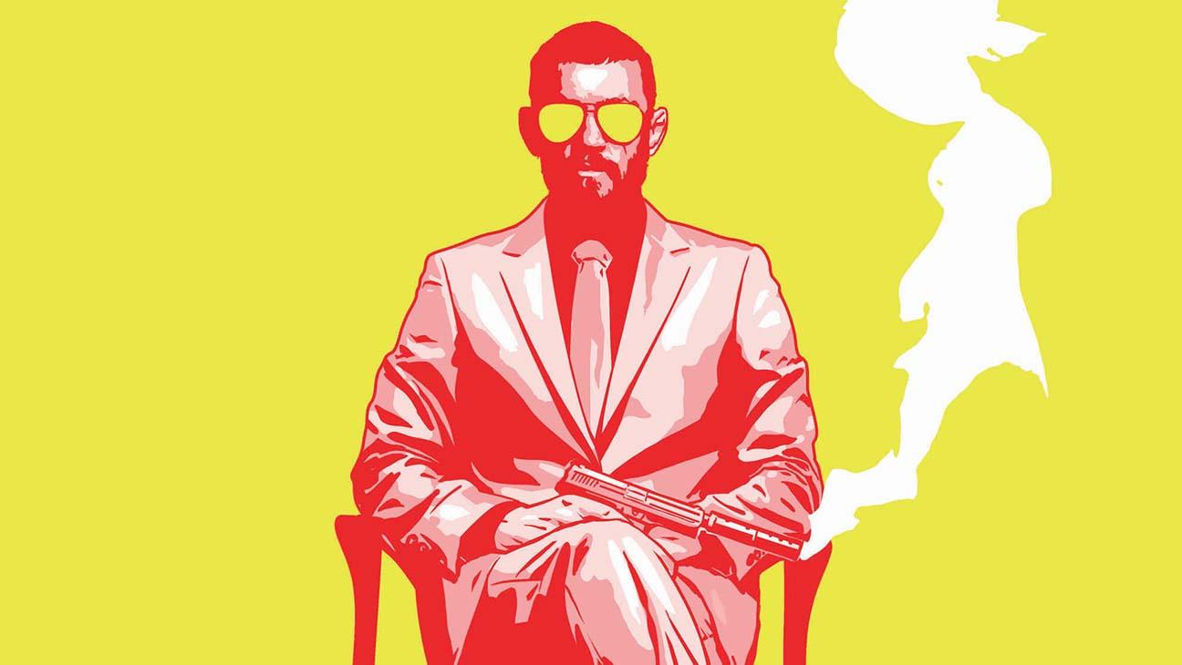 How 'American Ronin' Explores Superhumans and Corporate Espionage