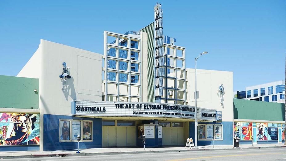 Hollywood Palladium - Jeff Vespa for Art of Elysium-Publicity-H 2020
