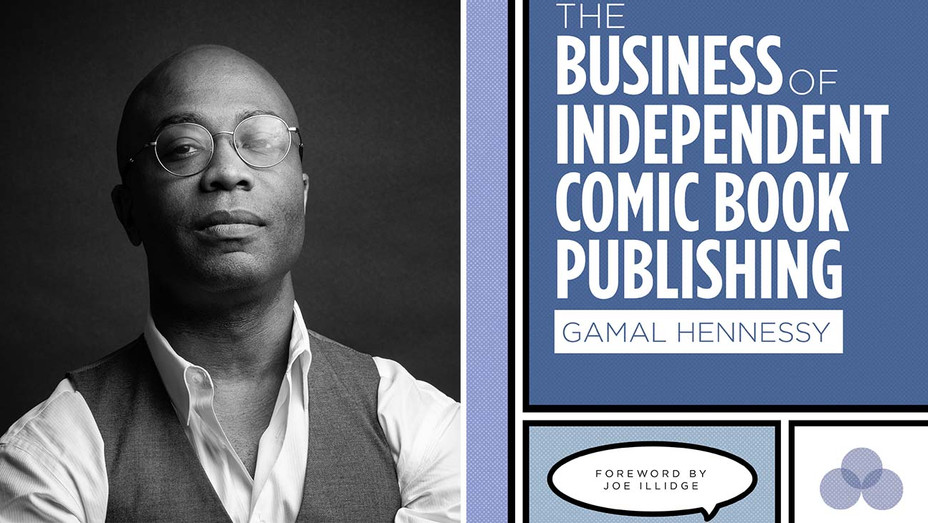 Business of Comic Book Publishing Announcement Split- Gamal Hennessy - H 2020
