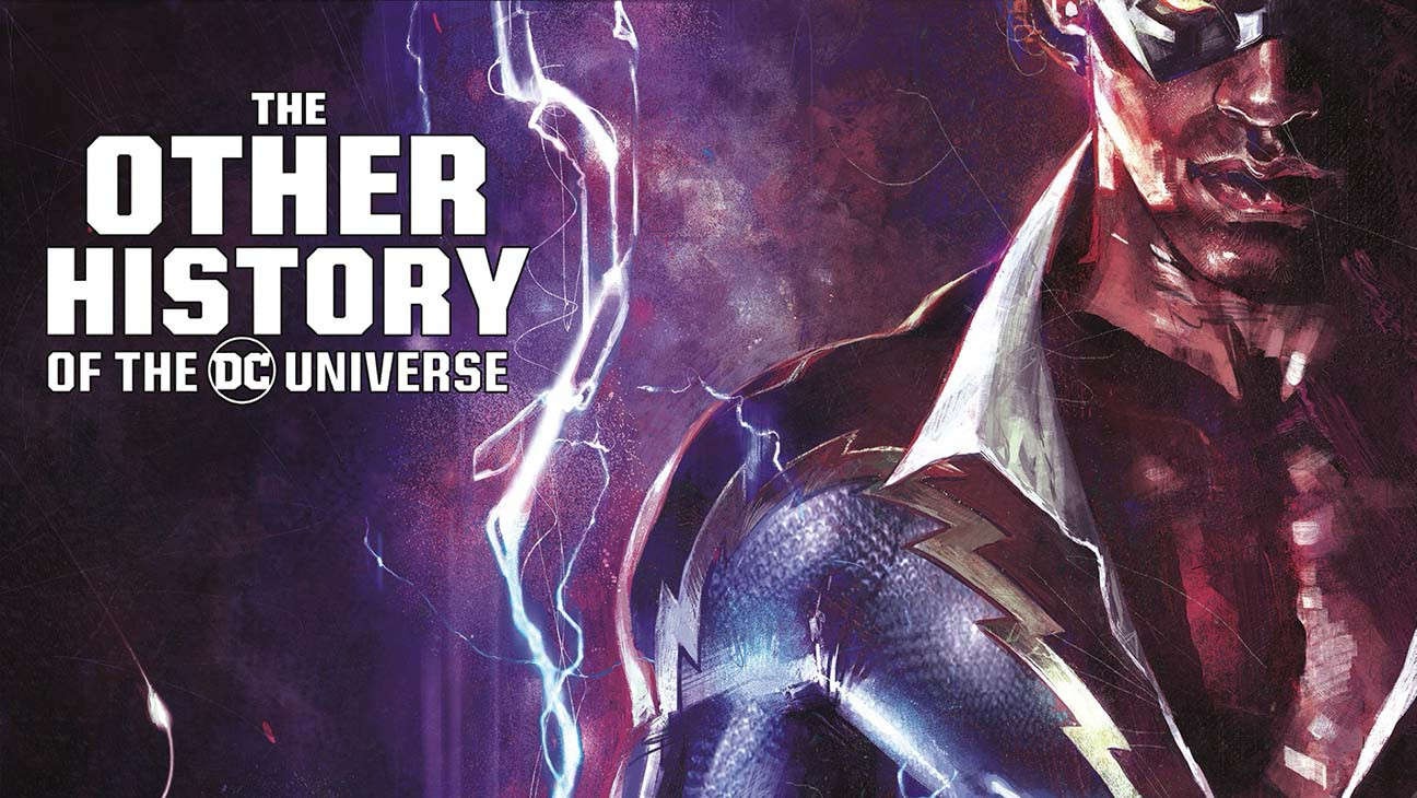 Comics Watch: John Ridley Redefines the Superhero with 'Other History of the DC Universe'