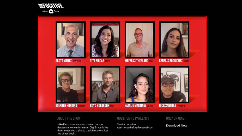 Fugitive Virtual Panel- Little Cinema -Publicity -H 2020