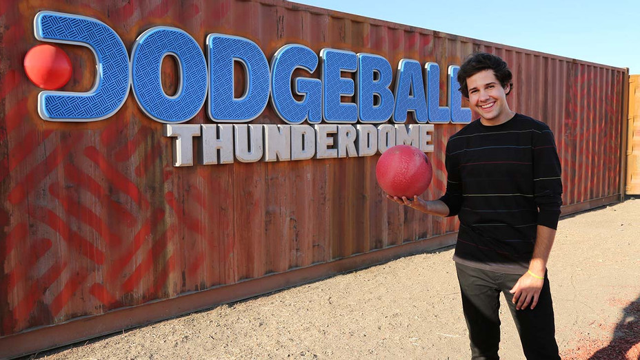 DODGEBALL THUNDERDOME - Discovery Publicity-H 2020