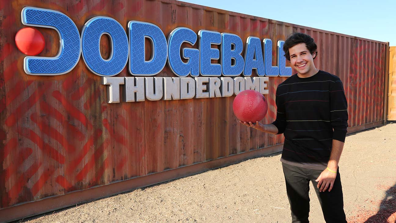 David Dobrik to Host Dodgeball Competition Series for Discovery Channel (Exclusive)