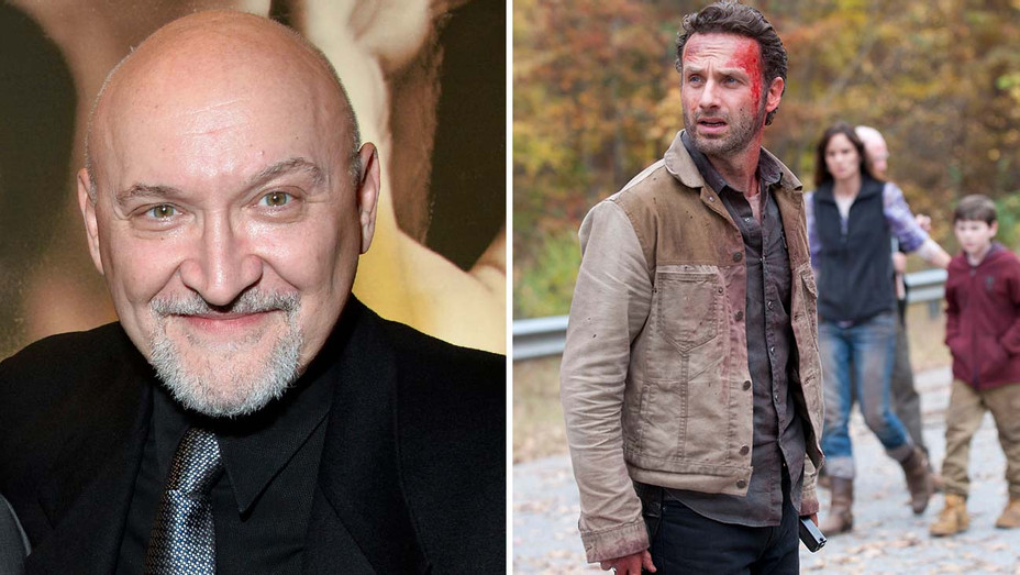 Frank Darabont and Walking Dead Season 2-Split-H 2020