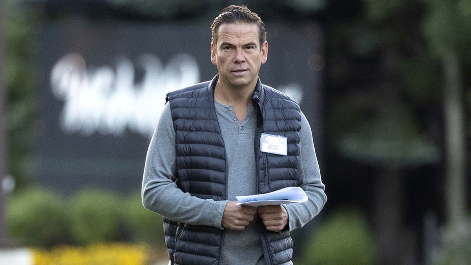 Lachlan Murdoch - Allen & Company Sun Valley Conference - Getty - H 2020