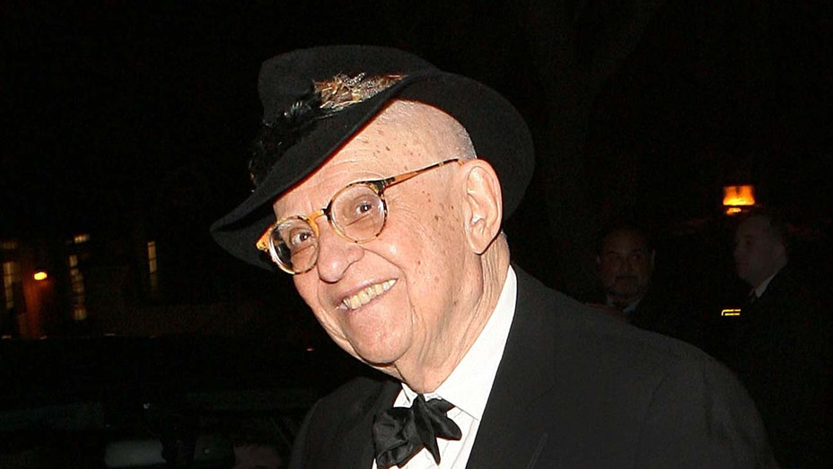 George Christy arrives at the 23rd annual USC Libraries Scripter Award 2011- Getty -H 2020