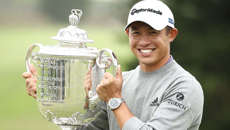 Collin Morikawa - 2020 PGA Championship at TPC Harding Park on August 09, 2020 -Getty-H 2020