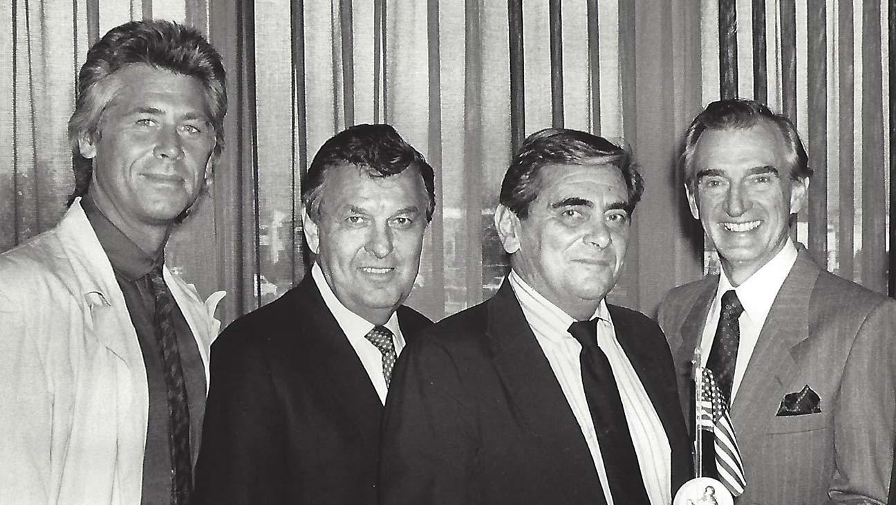 Richard Fielder, Writer on 'Gunsmoke,' 'The Waltons' and 'Marcus Welby,' Dies at 95