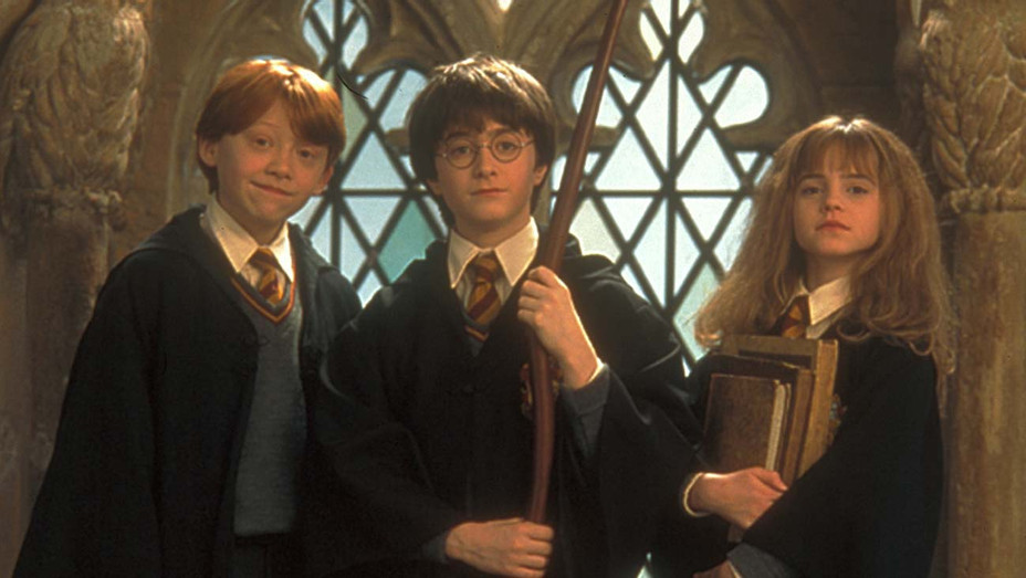 Harry Potter' Live-Action TV Series in Early Development at HBO Max  (Exclusive) | Hollywood Reporter