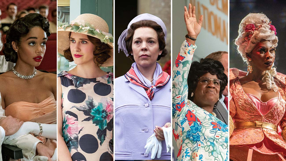 How Costume Designers For The Crown Pose And Other Period Shows Re Created The Past Hollywood Reporter