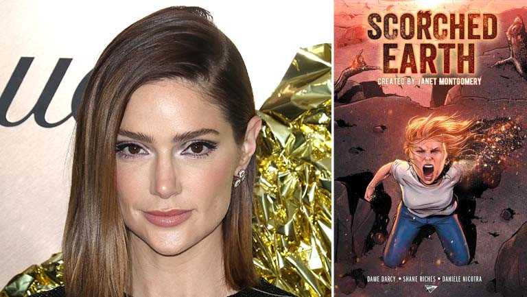 Janet Montgomery - 'Scorched Earth'-Getty - Publicity - Split - H 2020