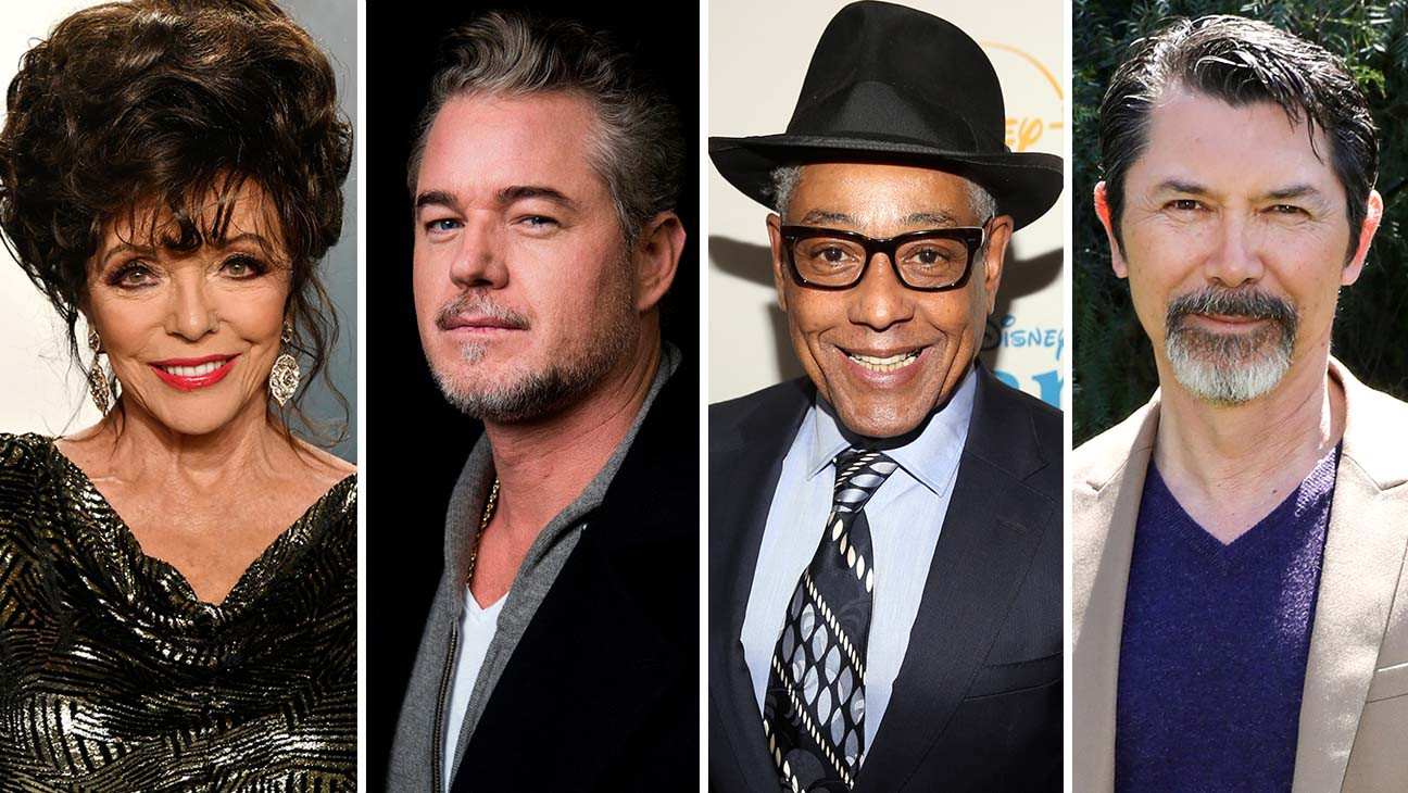 Joan Collins, Giancarlo Esposito and More to Team With Podium Audio for Audiobook Productions