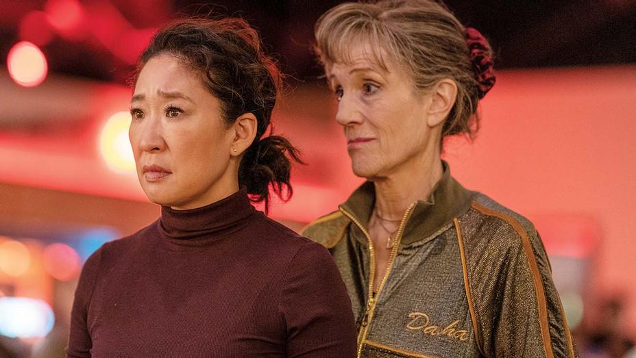 Drama Series - Killing Eve -BBCAMERICA Publicity-H 2020