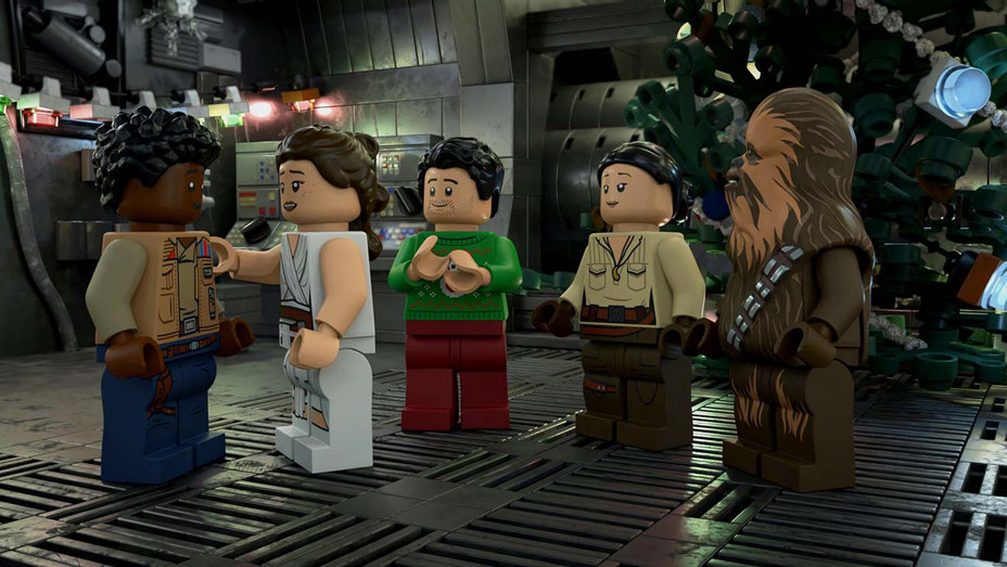 LEGO Star Wars Holiday Special - Publicity - H 2020