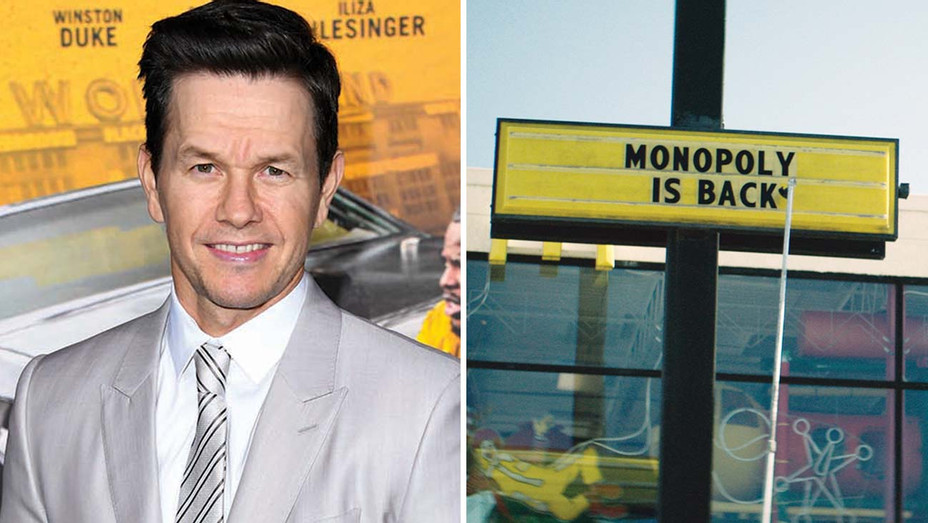 Mark Wahlberg and  McMillions' Doc - Split-H 2020