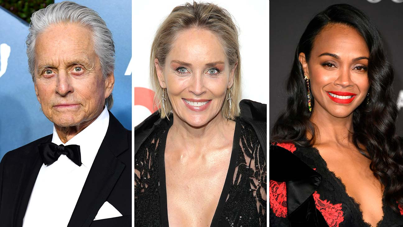 Michael Douglas, Sharon Stone and Zoe Saldana on Board to Launch Liberatum Conversation Series