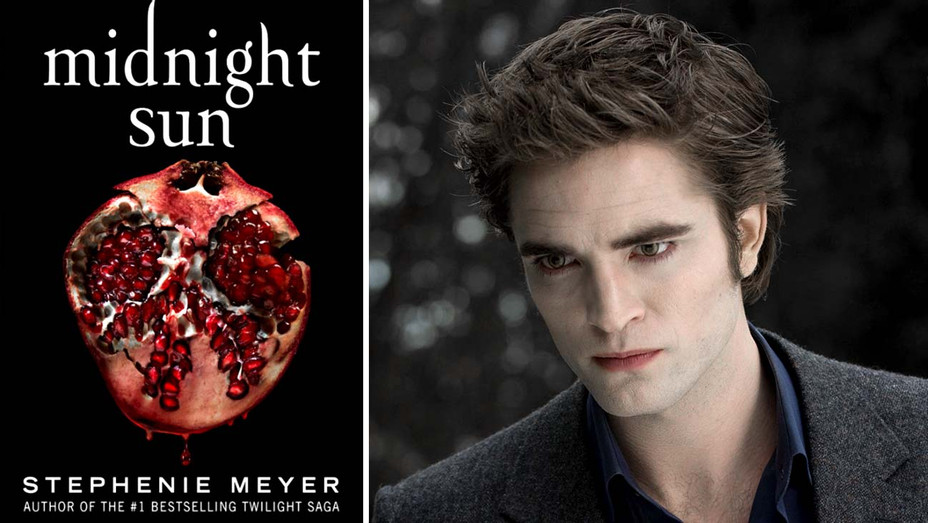 Midnight Sun - Robert Pattinson as Edward Cullen