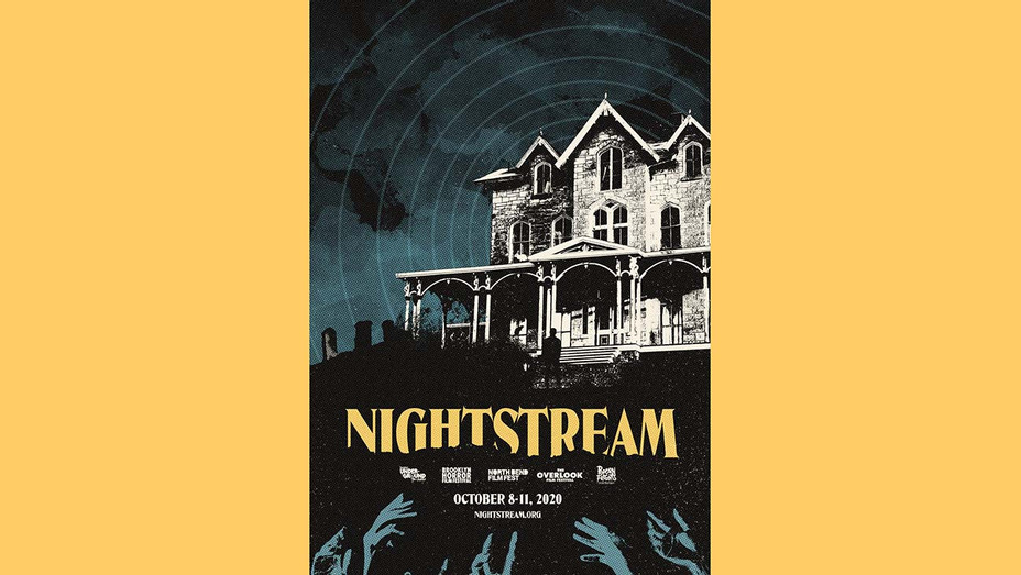 Nightstream poster - Publicity -H 2020
