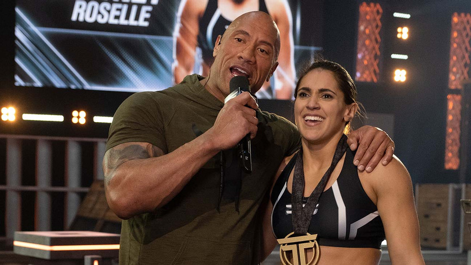 THE TITAN GAMES - Eastern Regional Finals Episode 212 - Dwayne Johnson, Courtney Roselle - H 2020