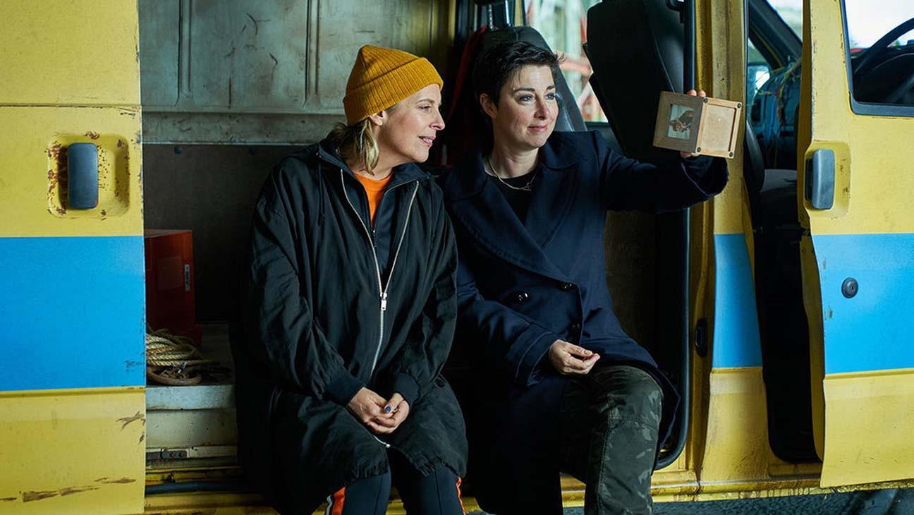 'Hitmen': TV Review