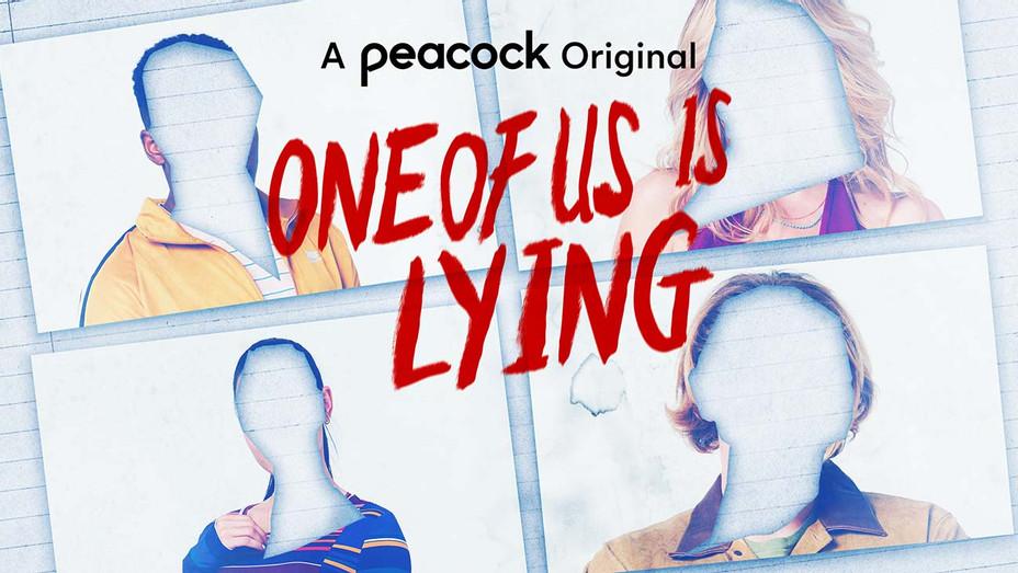 One Of Us Is Lying - keyart - Peacock Publicity_H 2020