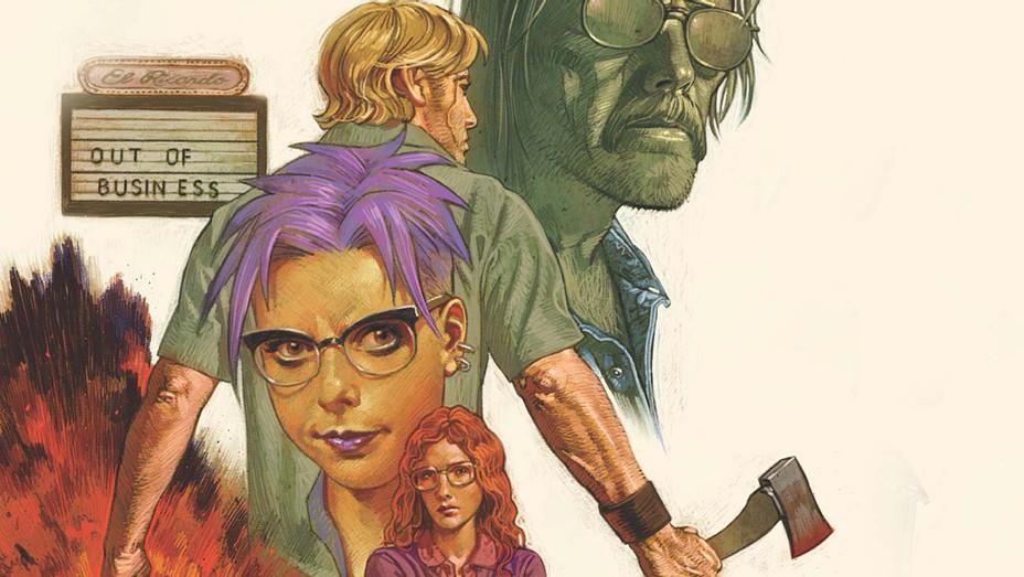 Reckless Announcement - Image Comics - Publicity -H 2020