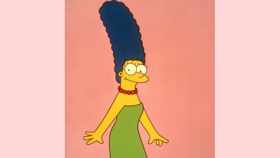 "The Simpsons Marjorie ""Marge"" Bouvier Simpson"