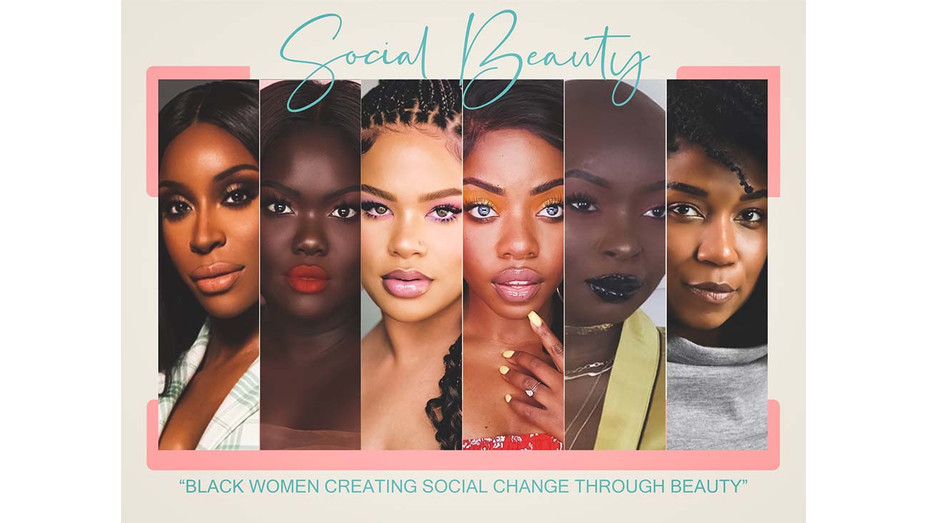 Social Beauty Key Art -Publicity - H 2020