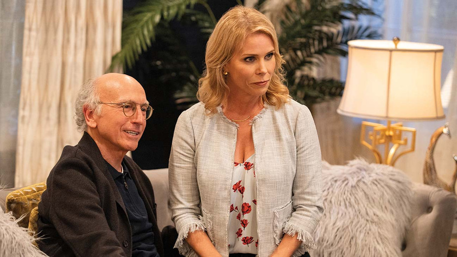Comedy Series - Curb Your Enthusiasm - Larry David and Cheryl Hines - H 2020