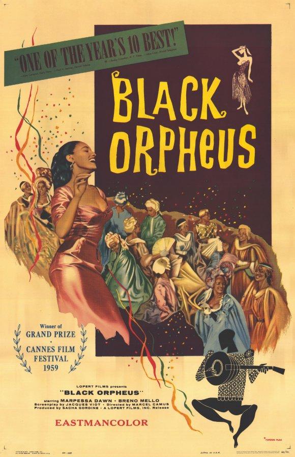 Black Orpheus / Sansho The Bailiff One Sheet - P 2012