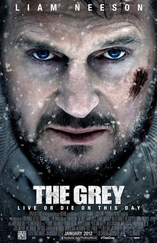 The Grey / Narc One Sheet - P 2012
