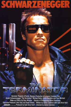 The Terminator / Terminator 2: Judgment Day / Terminator 3: Rise of the Machines One Sheet - P 1974