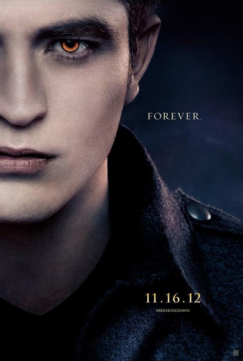 The Twilight Saga Marathon One Sheet - P 2012
