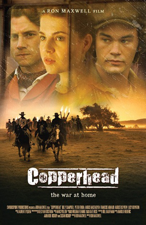 Copperhead One Sheet - P 2013