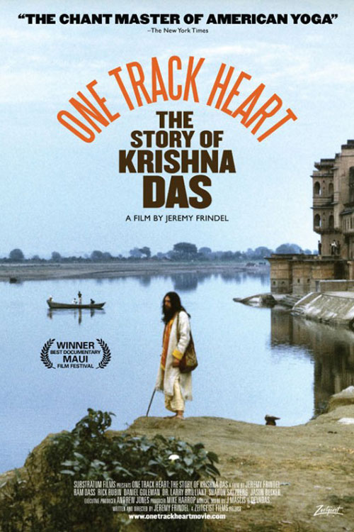 One Track Heart: The Story of Krishna Das One Sheet - P 2012