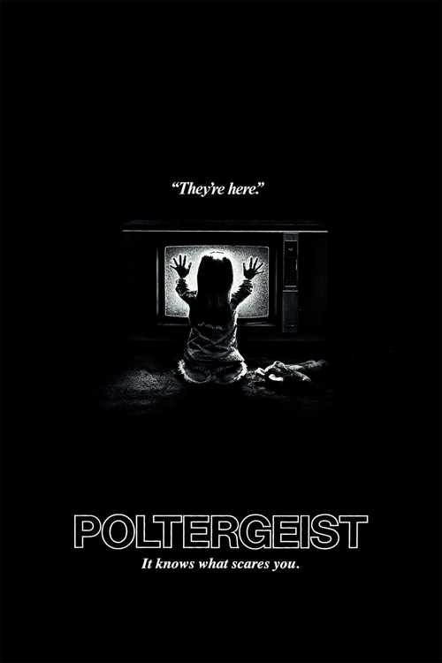 Alamo Drafthouse & Fandango Present – The Summer of 1982: Poltergeist One Sheet - P 2012