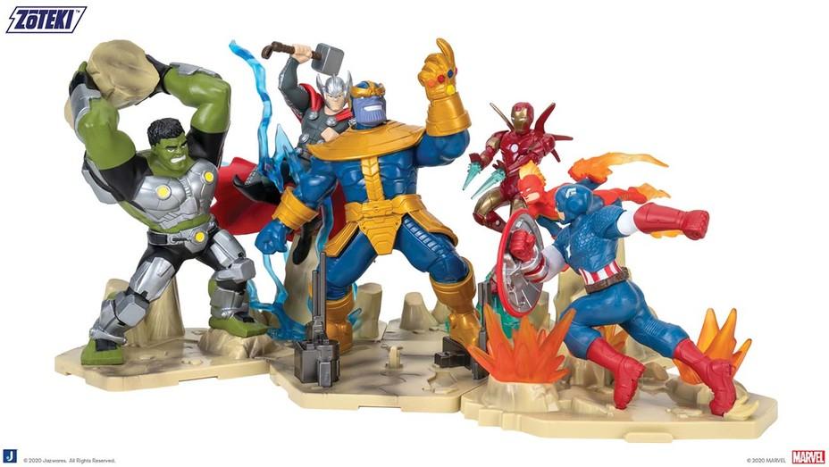 Avengers Zoteki Series 1 - Publicity - H 2020