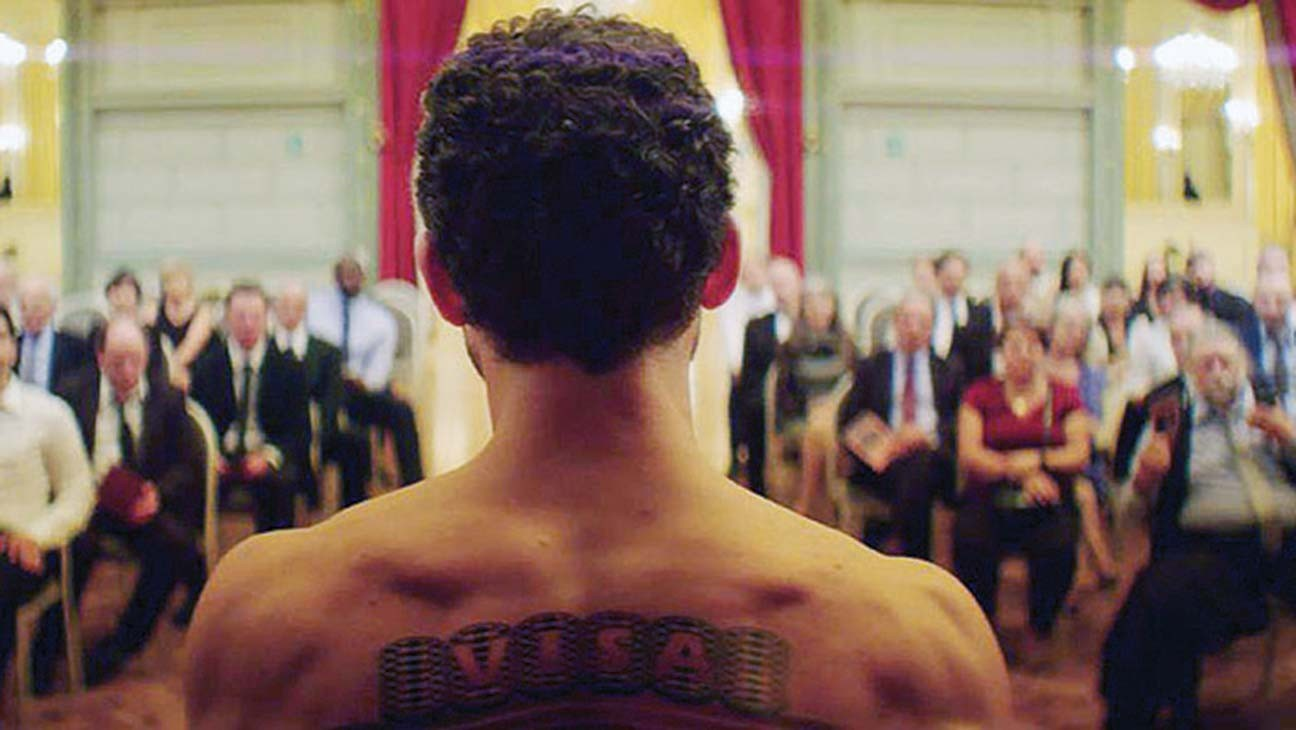 'The Man Who Sold His Skin' ('L'Homme qui a vendu sa peau'): Film Review | Venice 2020