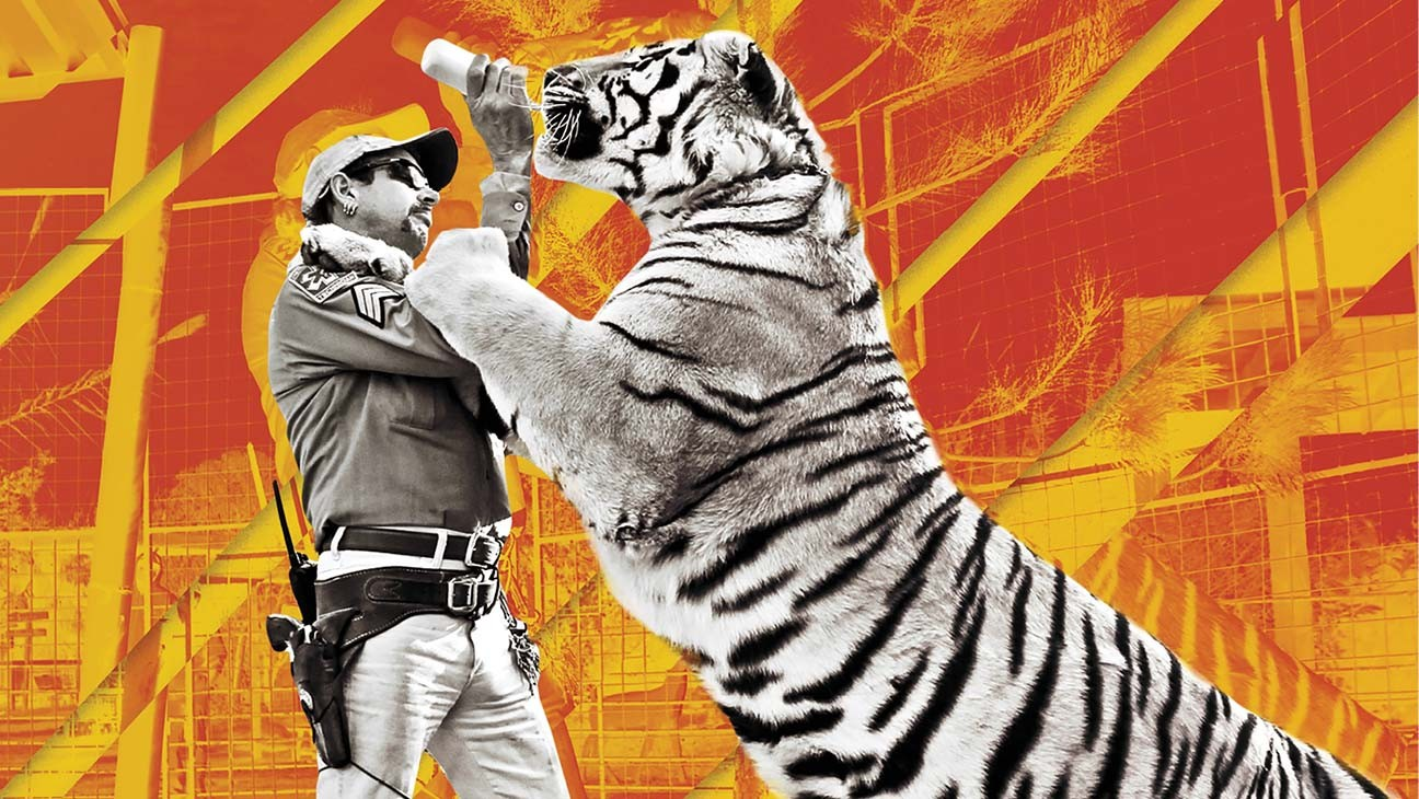 "How 'Tiger King' Editors Spent 5 Years Crafting Docuseries' ""Strange Material"""