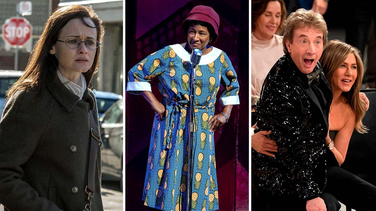 Martin Short, Wanda Sykes and More Emmy Nominees on How They Dug Deep for Their Guest Roles