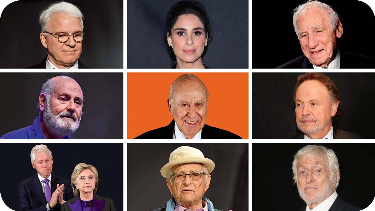 Mel Brooks, Dick Van Dyke and More Pay Tribute to Carl Reiner in Private Zoom Memorial