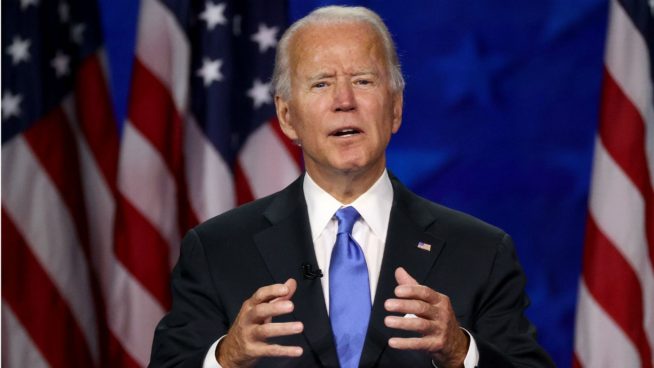 Critic's Notebook: Biden Sticks the Landing on Final Night of the Democratic Convention