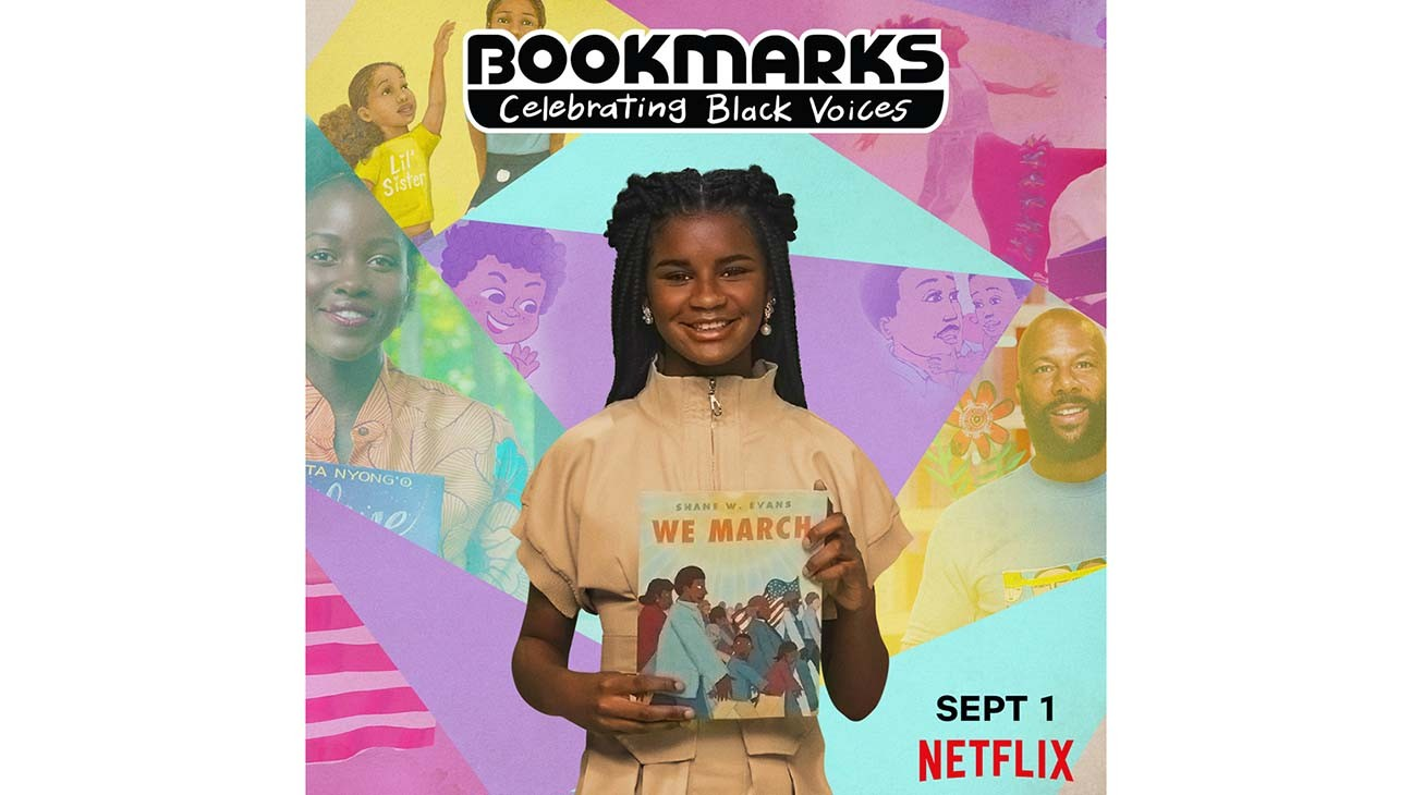 Netflix Sets Black Children's Books Series 'Bookmarks'