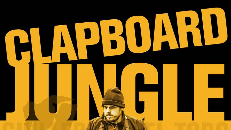 'Clapboard Jungle' poster
