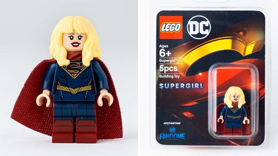 Star Girl DC Comics BRAND NEW Super Hero/'s Genuine LEGO® Minifigure
