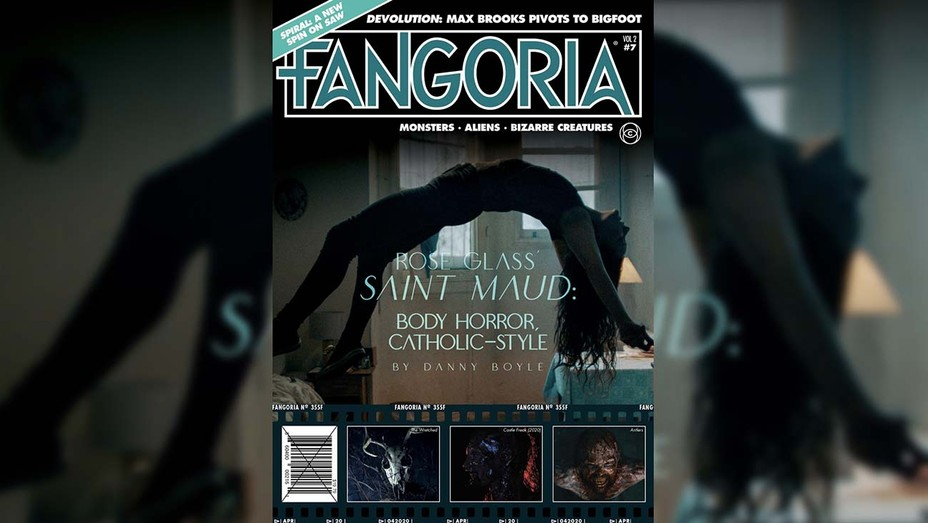 Fangoria cover