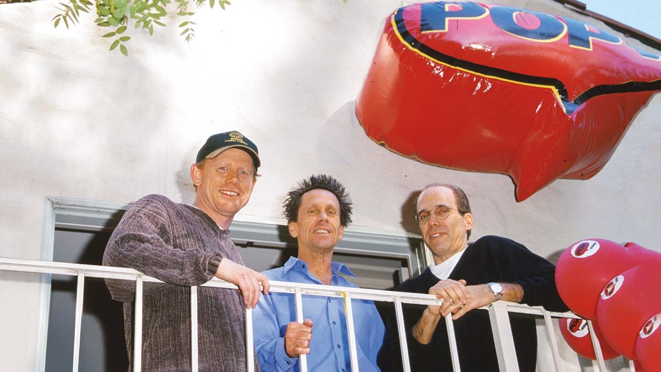 Hollywood Flashback: Before Quibi, Jeffrey Katzenberg's Pop.com Failed to Launch