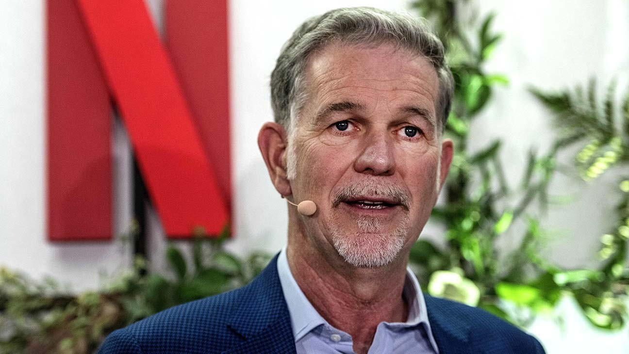 Reed Hastings Says Netflix Won't Buy a Theater Chain, But Thinks Moviegoing Will Return
