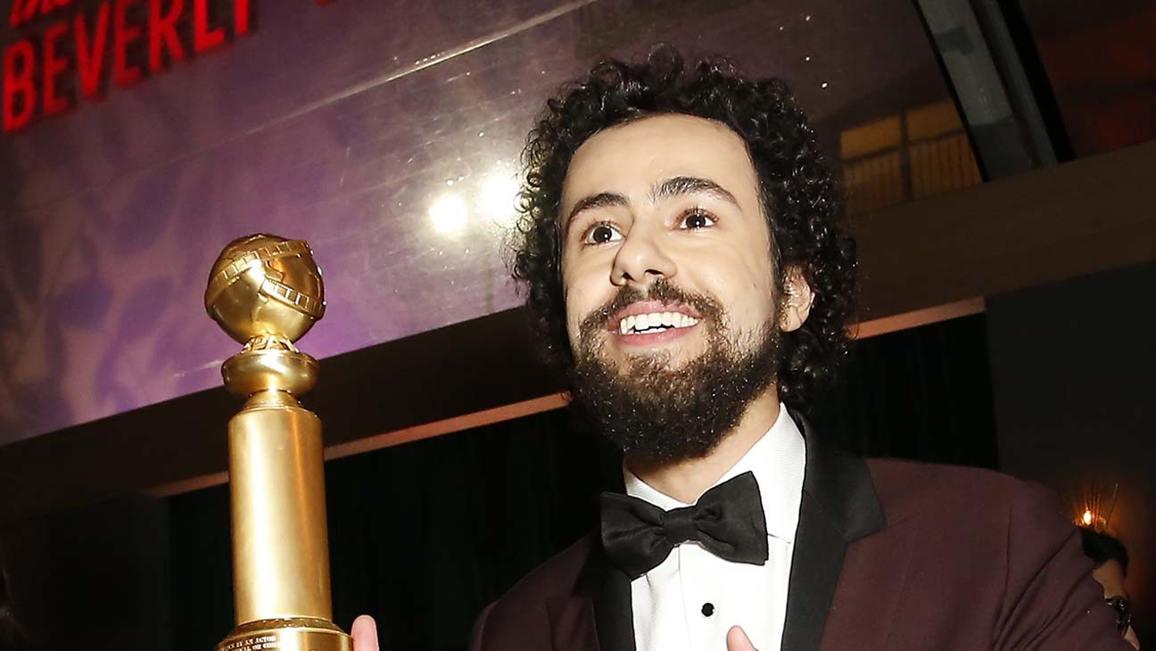 'Awards Chatter' Podcast — Ramy Youssef ('Ramy')